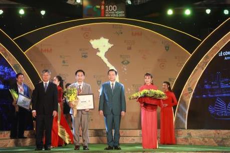 Nestlé Việt Nam liên tiếp lọt Top 10 Doanh nghiệp bền vững