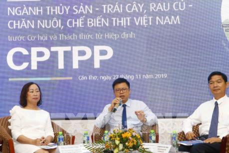 Doanh nghiệp Việt bắt đầu tận dụng được cơ hội từ CPTPP