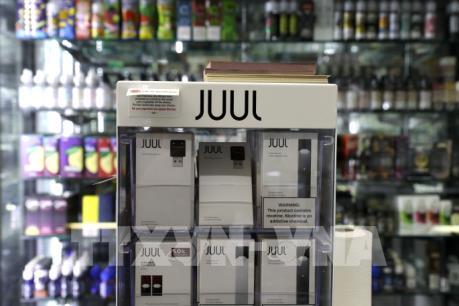 Nhà sản xuất thuốc lá điện tử Juul tiếp tục đối mặt với kiện tụng