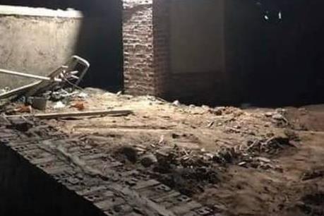 Sập nhà tạm ở Quảng Ninh, 2 người tử vong