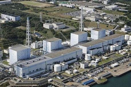 Nhà máy Điện hạt nhân Fukushima số 1 bị nghi rò rỉ nước nhiễm phóng xạ