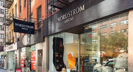 Nordstrom quyết phục hưng mô hình cửa hàng truyền thống