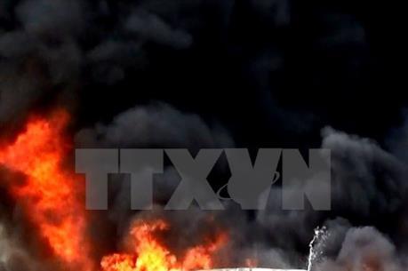 Hà Nội: Cháy nhà tại phố cổ