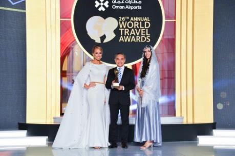 Vietravel lần 3 liên tiếp nhận Giải thưởng Du lịch thế giới 2019