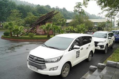 Toyota trải nghiệm 5 châu để cải tiến sản phẩm phù hợp với từng thị trường