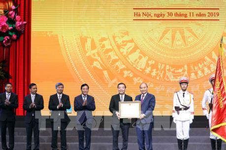 Thủ tướng Nguyễn Xuân Phúc dự Lễ kỷ niệm 60 năm thành lập Bộ Khoa học và Công nghệ