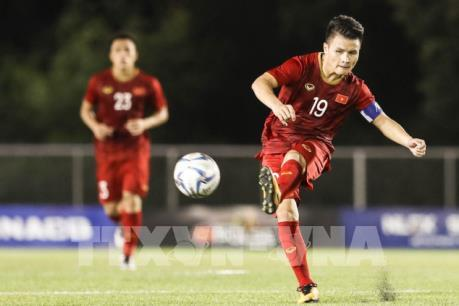 SEA Games 30: Dự kiến đội hình U22 Việt Nam gặp U22 Indonesia