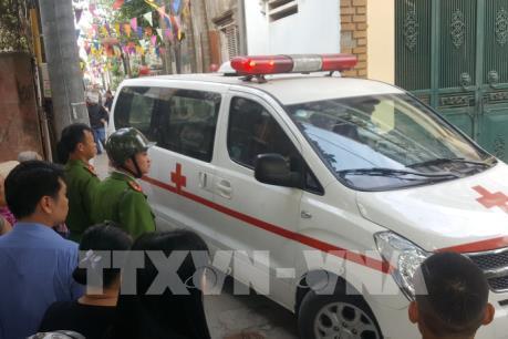 Hà Nội: Cháy nhà trong hẻm ở Hoàng Mai, 3 bà cháu tử vong