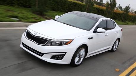 Doanh số dòng sedan K của Kia Motors sắp vượt ngưỡng 5,5 triệu chiếc