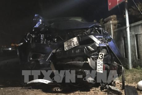 Bắt tạm giam lái xe gây tai nạn khiến 7 người thương vong tại Phú Yên