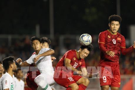 SEA Games 30: U22 Việt Nam lội ngược dòng giành chiến thắng