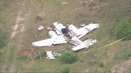 Rơi máy bay tại Mỹ, 3 người thiệt mạng