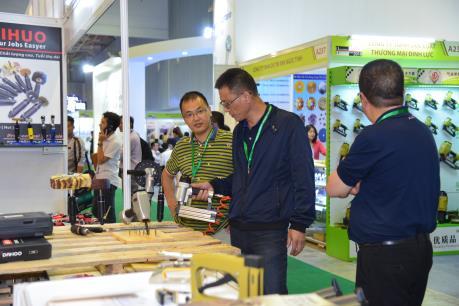 Đa dạng, đặc sắc và mới lạ tại Vietnam Expo Tp.HCM 2019