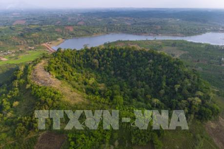 Hấp dẫn Công viên địa chất Đắk Nông