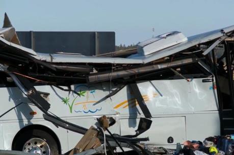 Chile: Xe khách rơi xuống vực, hơn 40 người chết và bị thương