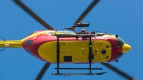 Pháp: Rơi máy bay cứu hộ, 3 nhân viên thiệt mạng