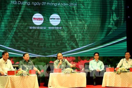 Ngày 10/12, Thủ tướng Chính phủ sẽ đối thoại với nông dân