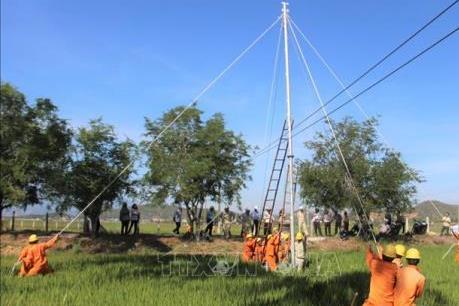 Điện lực miền Trung đảm bảo không cắt điện trong dịp Tết