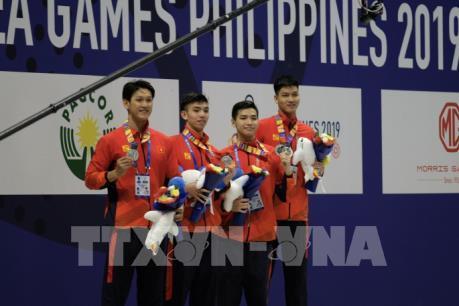 """SEA Games 30: """"Mưa vàng"""" trong ngày thứ 4 thi đấu của đoàn thể thao Việt Nam"""