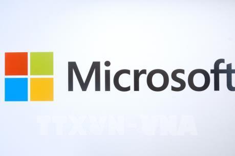 Dịch COVID-19: Microsoft hạ dự báo doanh thu