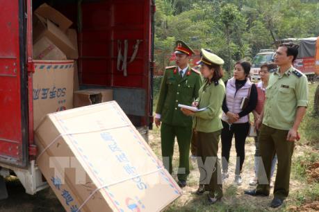 Kiên Giang phòng chống buôn lậu, gian lận thương mại dịp cuối năm