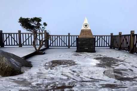 Dự báo thời tiết hôm nay 10/12: Xuất hiện băng giá và sương muối