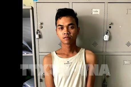 Bắt tạm giam 3 bị can thực hiện vụ cướp tiệm vàng ở huyện Hóc Môn