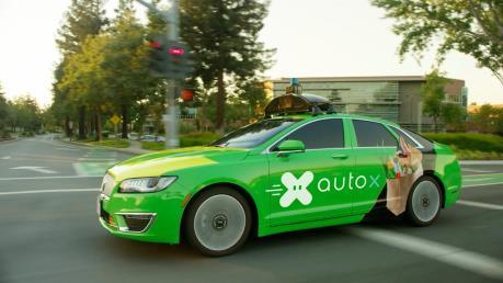 Startup Trung Quốc xin giấy phép thử nghiệm xe tự hành tại bang California