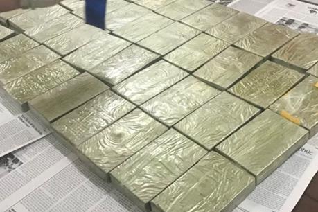 Vụ vận chuyển trái phép 446 bánh heroin: Công an đột kích 5 điểm nghi cất giấu ma túy
