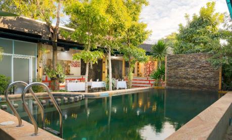 Sở hữu biệt thự nghỉ dưỡng - xu hướng mới tại Campuchia