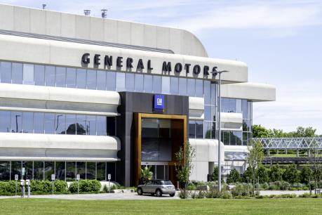 GM và LG Chem bắt tay sản xuất pin cho xe điện