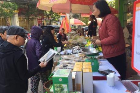 Hapro đưa nông sản Yên Bái tới gần hơn người dân Thủ đô Hà Nội