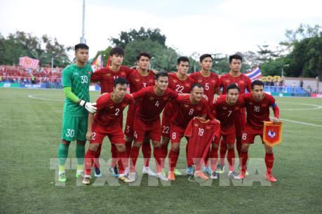 Xem trực tiếp U22 Việt Nam - Campuchia. SEA Games 30