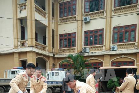 Lào Cai: Bắt giữ xe ô tô chở gỗ lậu