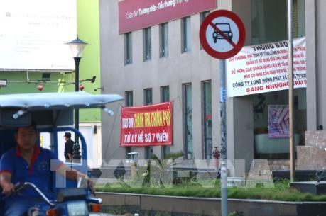 Vi phạm trật tự xây dựng tại Tp. Hồ Chí Minh - Quyết liệt xử lý vi phạm