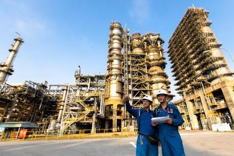Lọc dầu Dung Quất về đích sớm kế hoạch sản lượng năm 2019
