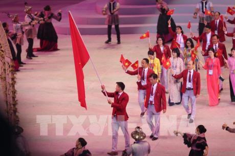 SEA Games 30: Tin vui liên tiếp tới với đoàn Thể thao Việt Nam