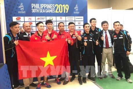 SEA Games 30: Bóng bàn Việt Nam có tấm Huy chương Vàng lịch sử