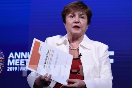 IMF và Ukraine đạt được thỏa thuận viện trợ trị giá 5,5 tỷ USD