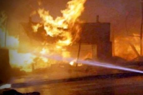 Ít nhất 32 người thiệt mạng trong vụ cháy lớn tại thủ đô New Delhi