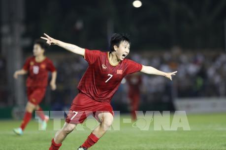 Xem trực tiếp chung kết bóng đá nữ Việt Nam Thái Lan SEA ...