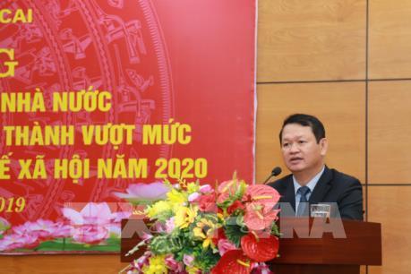Lào Cai triển khai các nhóm giải pháp phát triển kinh tế, xã hội năm 2020