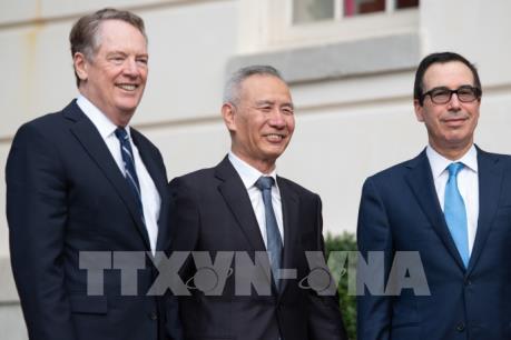 """Trung Quốc kỳ vọng về thỏa thuận thương mại """"càng sớm càng tốt"""" với Mỹ"""