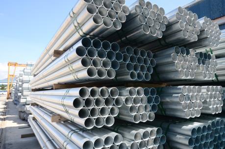 Xuất khẩu ống thép Hòa Phát tăng 22,3%