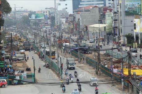 Hà Nội sẽ rào chắn, tổ chức lại giao thông qua nút giao cầu Mai Động