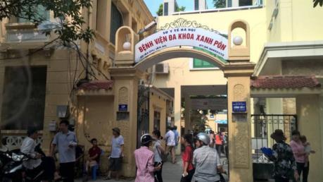 Chủ tịch UBND Tp. Hà Nội yêu cầu xử lý việc bớt xén vật tư y tế tại Bệnh viện Xanh Pôn