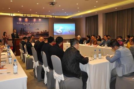 Kết nối doanh nghiệp Việt Nam và Trùng Khánh (Trung Quốc)