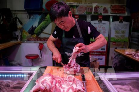 Thái Lan sẽ hạn chế xuất khẩu nếu giá lợn hơi vượt 80 baht/kg