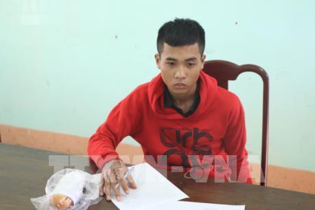 Bắt đối tượng đốt nhà nghỉ Thanh Thanh, Bình Phước