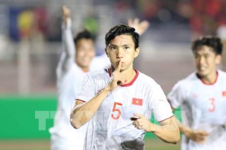 U22 Việt Nam lần đầu vô địch SEA Games sau chiến thắng thuyết phục